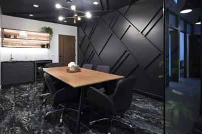 hillside boardroom